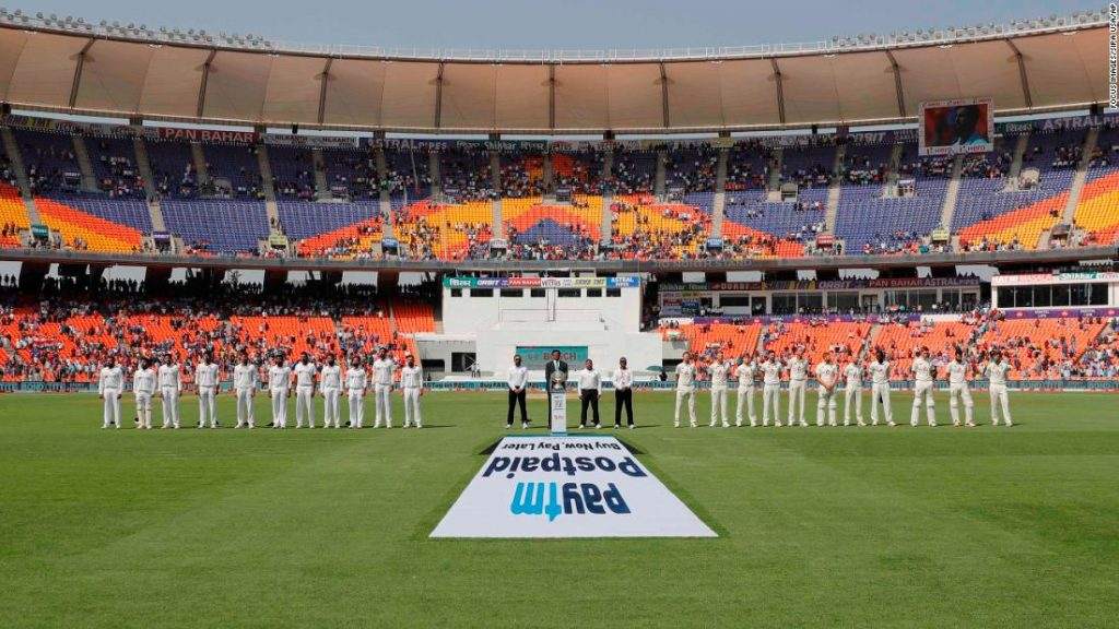 Narendra Modi Stadium: World's largest cricket floor hosts its first Check match in India