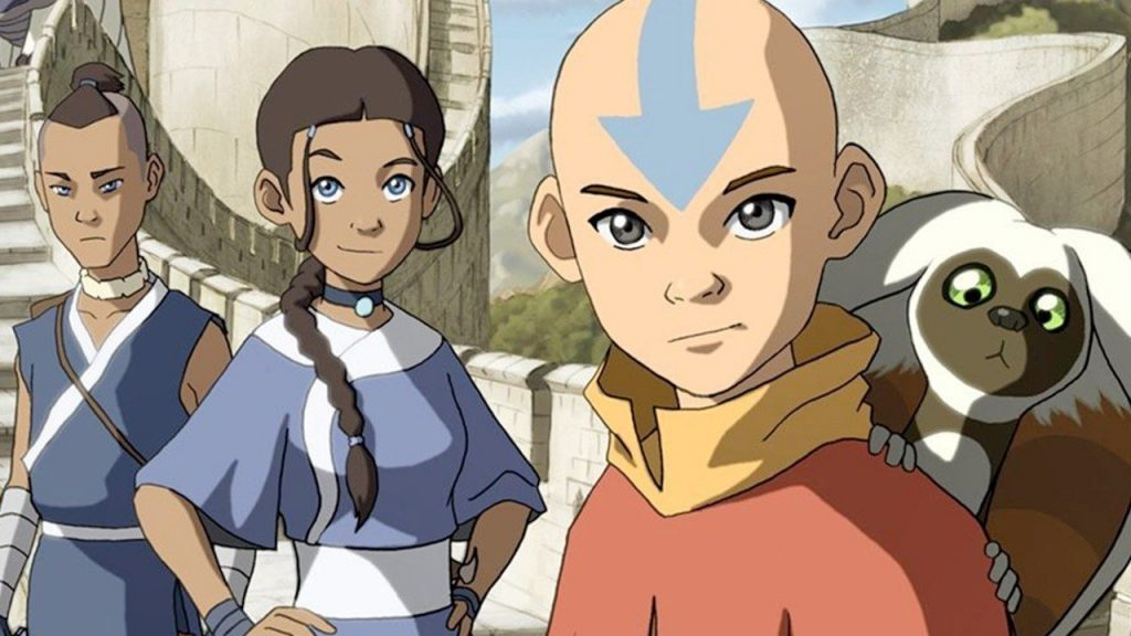 Animated 'Final Airbender' Characteristic Introduced, Nickelodeon