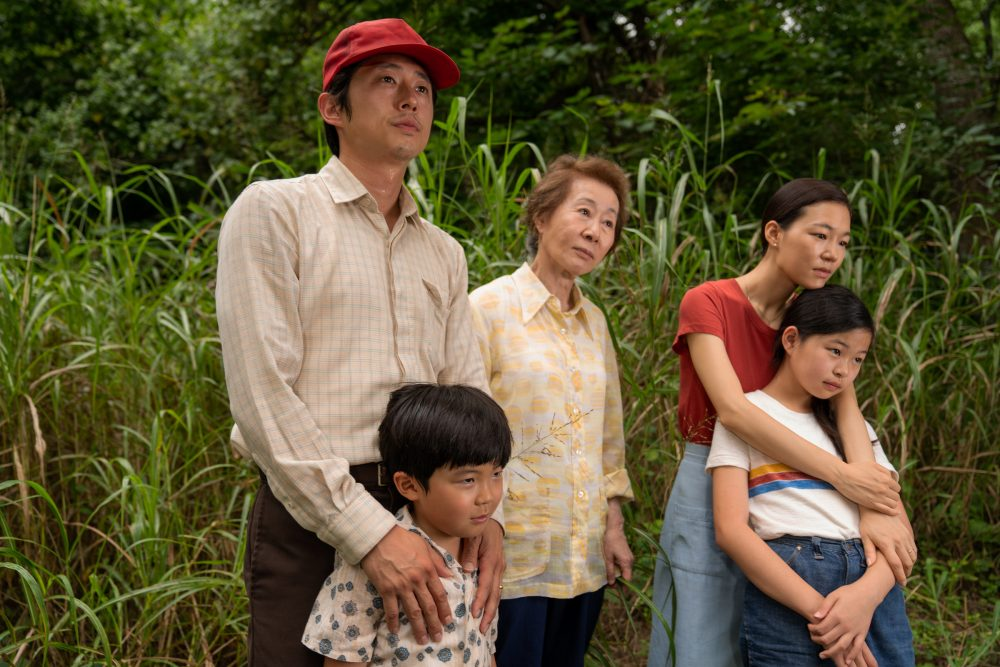 'Minari' Solid and Director Lee Isaac Chung Speak Movie in Featurette