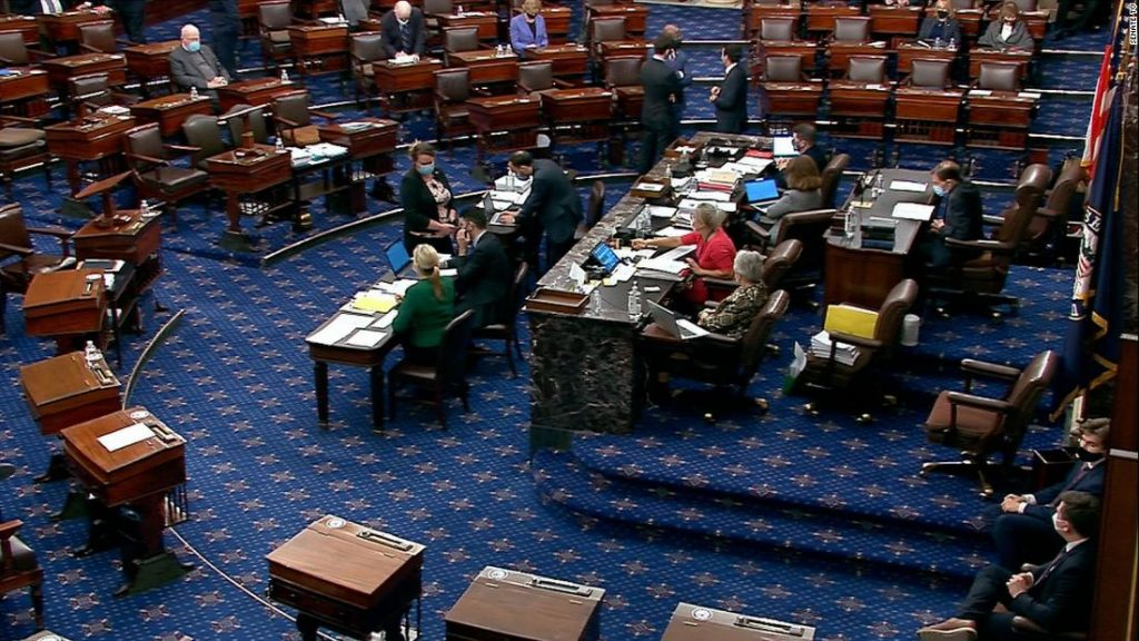 Covid aid enhance: Senate plans in in a single day collection of votes to set off Biden invoice