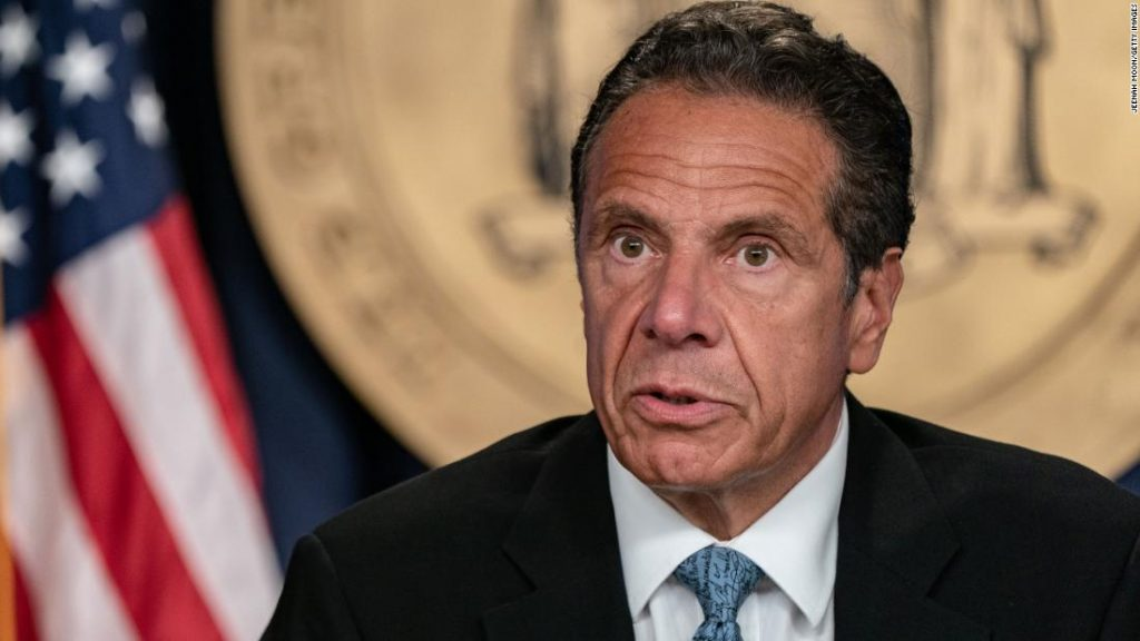 The Wall Road Journal reported that the previous third worker accused New York Governor Andrew Cuomo of inappropriate habits