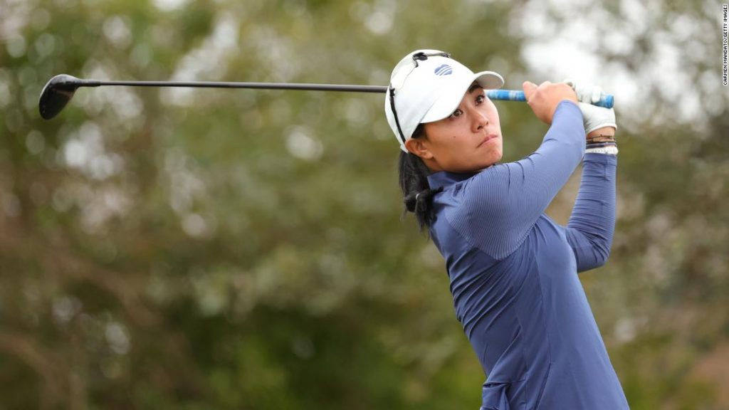 Danielle Kang: Grief over her father's loss of life helped drive golfer to main success