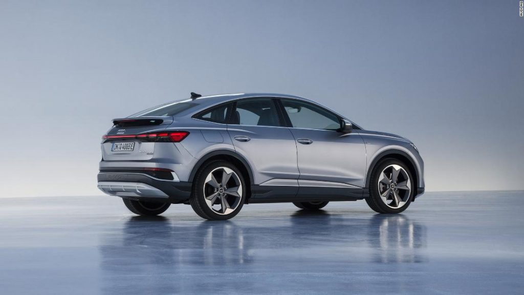 Audi simply debuted the brand new This fall E-Tron SUV, its least expensive electrical automobile