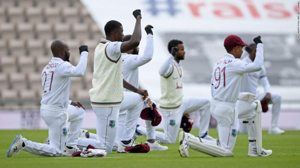 2021 Wisden Almanack: England cricket criticized for stopping kneeling in midst of struggle in opposition to racism