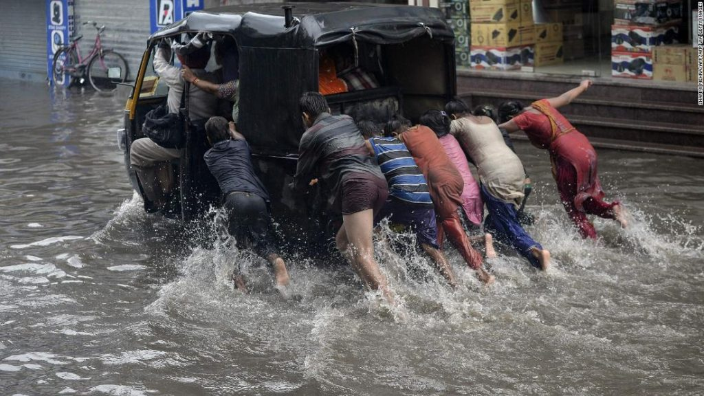 Modifications in India's monsoon rainfall might carry critical penalties to greater than a billion folks