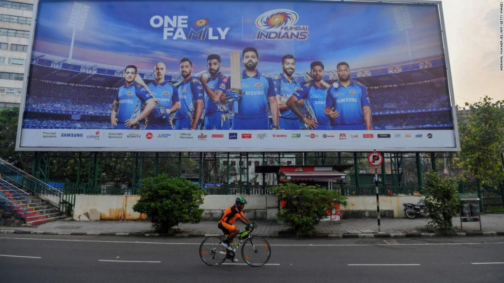 Indian Premier League: As India battles a devastating second wave of Covid-19, cricket performs on