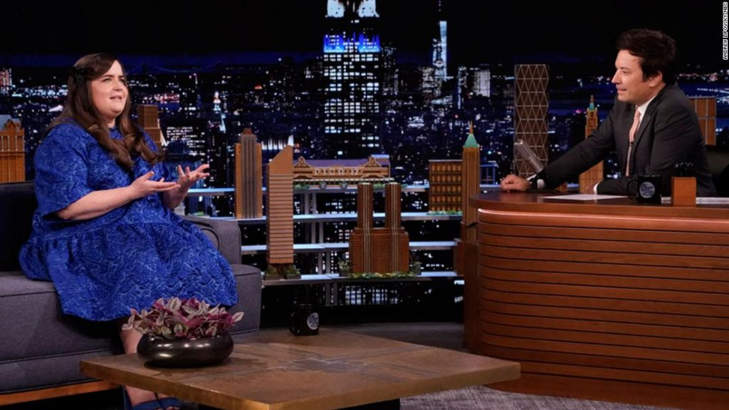 Aidy Bryant explains the 'uncooked terror' of