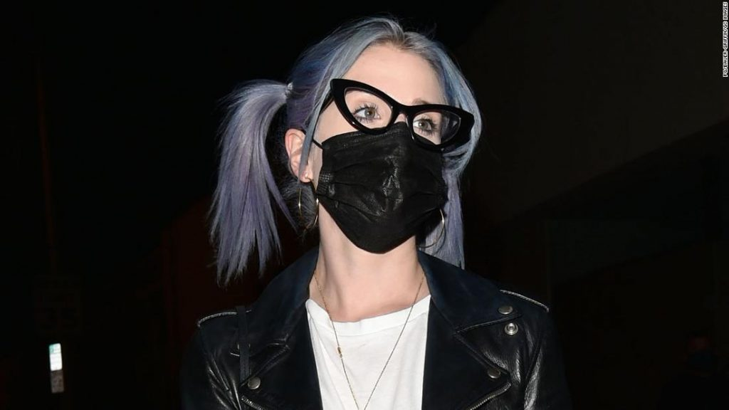 Kelly Osbourne and her sister do not discuss