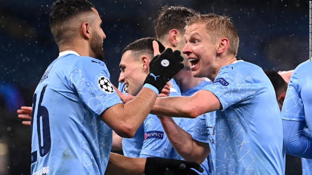 Manchester Metropolis reaches first Champions League ultimate after beating PSG