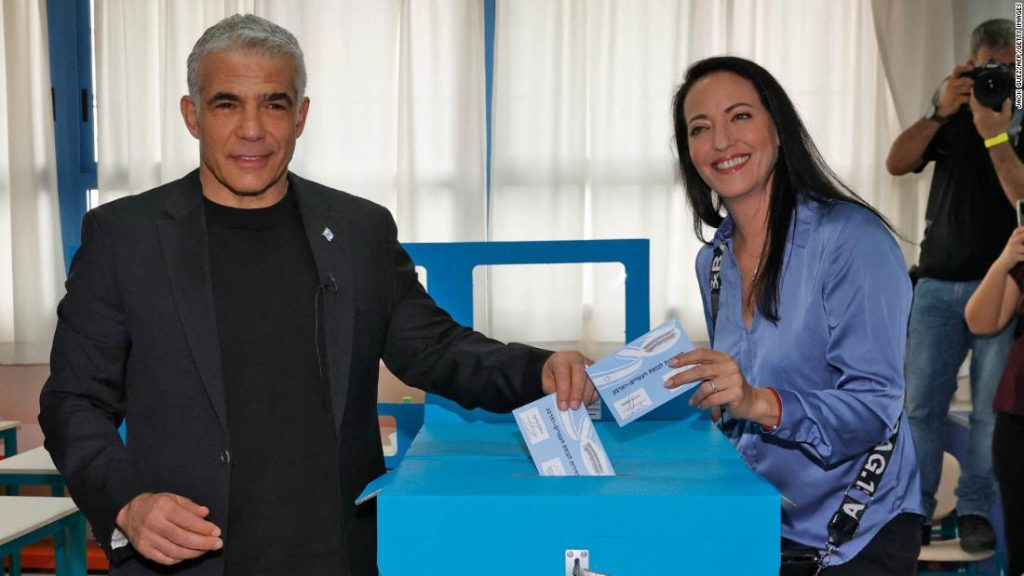 Yair Lapid will get mandate to attempt to type subsequent Israeli authorities
