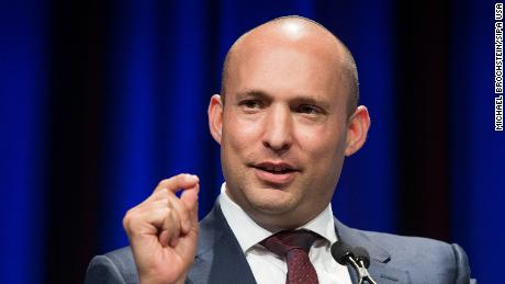 Naftali Bennett, of the right-wing right-wing party, is one of the political figures that Netanyahu needs to side with.