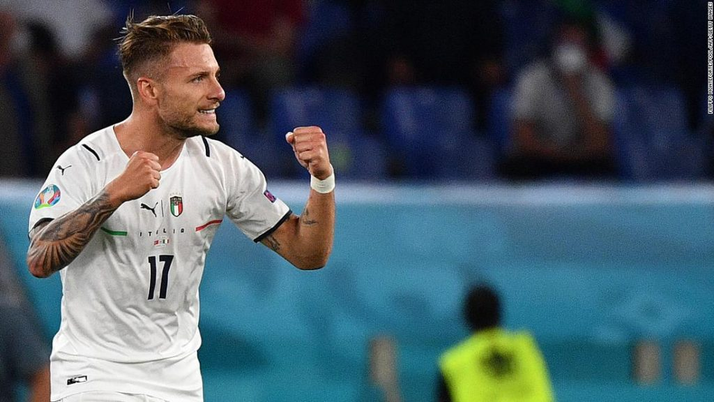 Italy cruises to victory with dominant efficiency towards Turkey in Euro 2020 opener