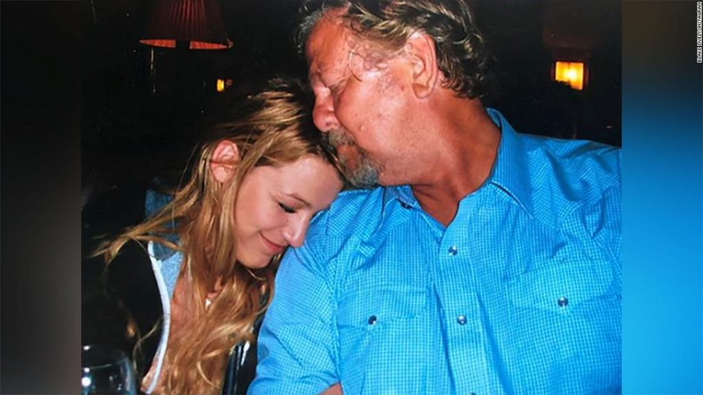 Blake Energetic pays tribute to her father, actor Ernie Energetic, following his loss of life