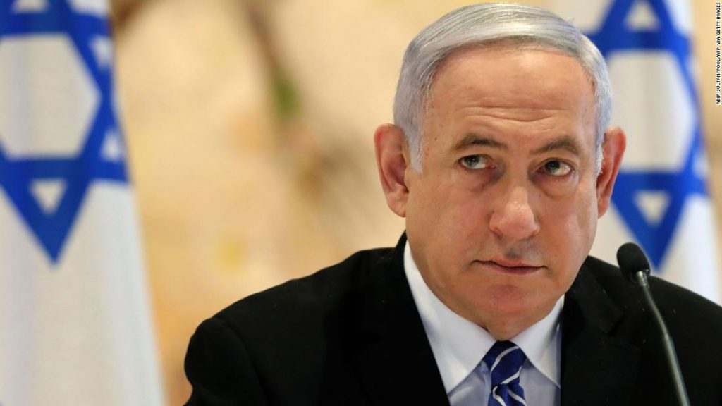 Netanyahu battles to stay in power in potential last weekend as Israel's prime minister