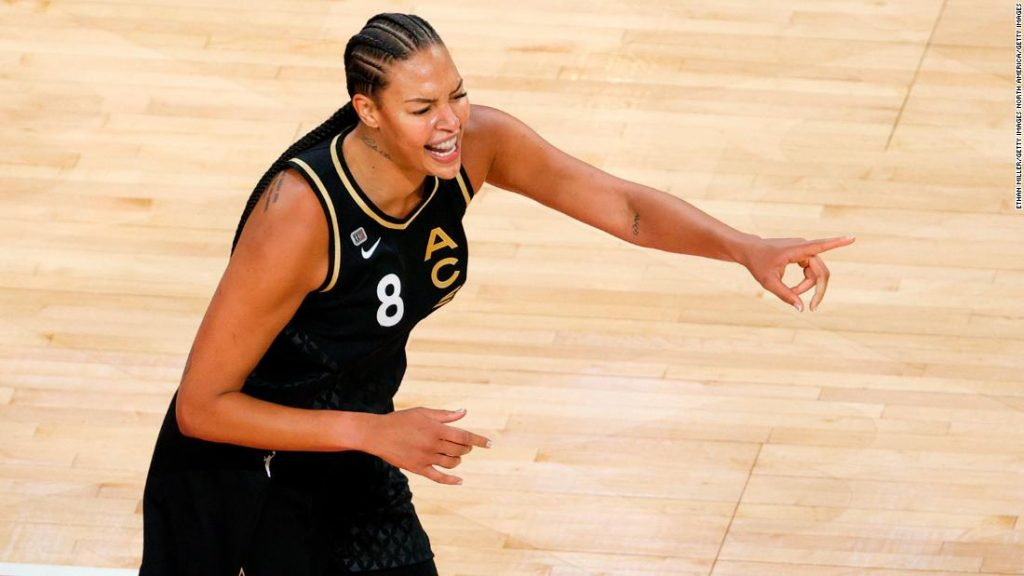 Australian WNBA star Liz Campage has pulled out of the Olympics as a consequence of psychological well being