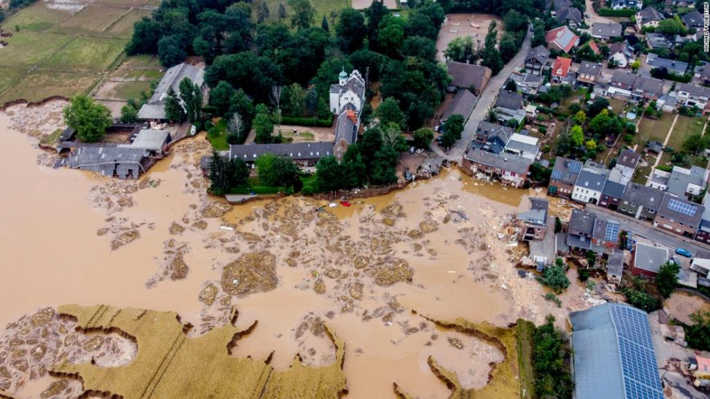 Europe's floods: determined seek for survivors after 'catastrophe of historic proportions'