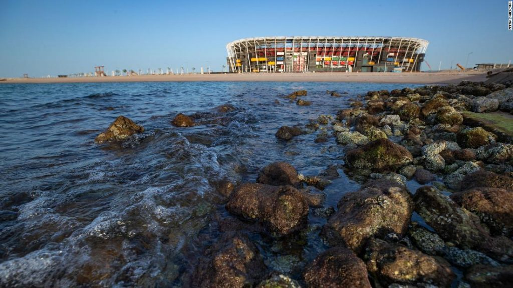 Qatar's Ras Abu Aboud stadium is the primary in-built World Cup historical past that was meant to be torn down