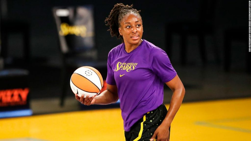 WNBA gamers Nneka Ogwumike and Elizabeth Williams will not play for Nigeria at Olympics after attraction rejected