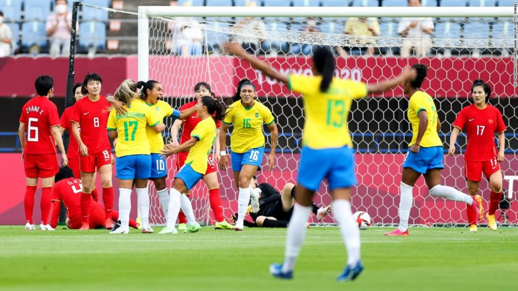 Marta and Formiga: Brazil legends create Olympic historical past
