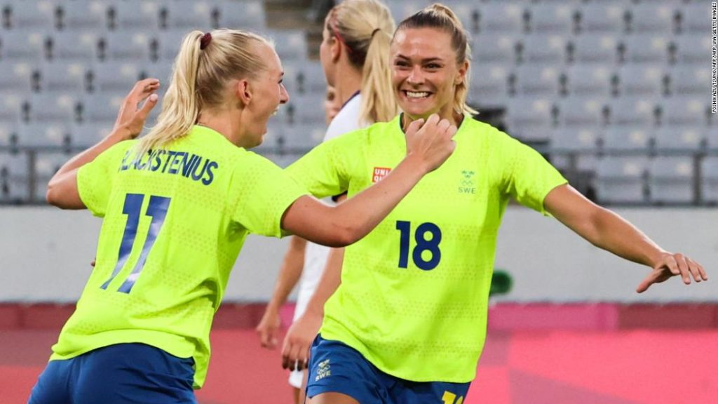USWNT wins in opposition to Sweden within the opening match of Tokyo 2020