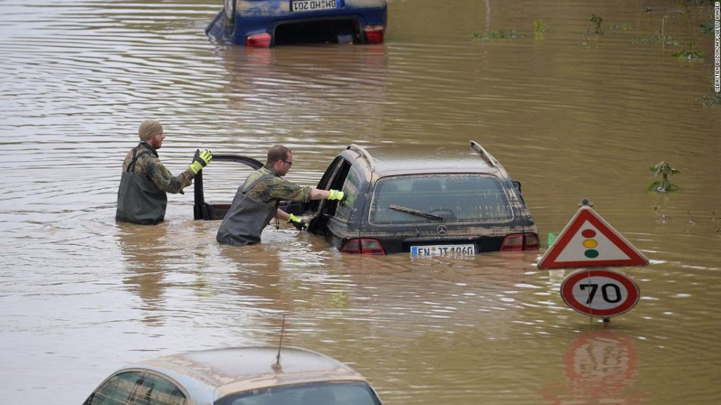 Germany floods: Greater than 150 individuals nonetheless lacking unlikely to be discovered, officers concern