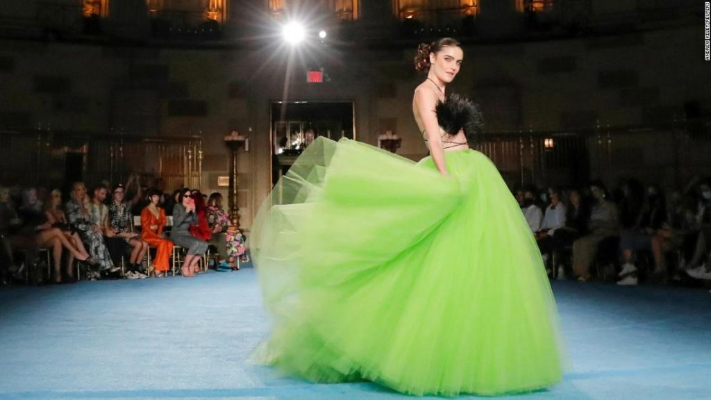 New York Fashion Week 2021 highlights in pictures