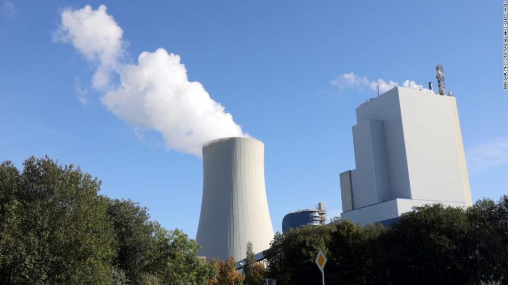 Energy crisis is a 'wake up call' for Europe to ditch fossil fuels