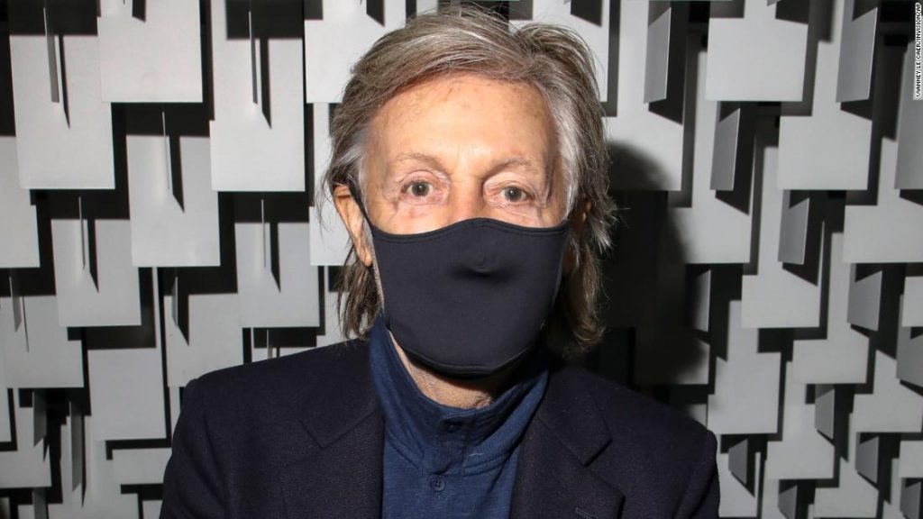 Paul McCartney calls the Rolling Stones 'a blues cover band'