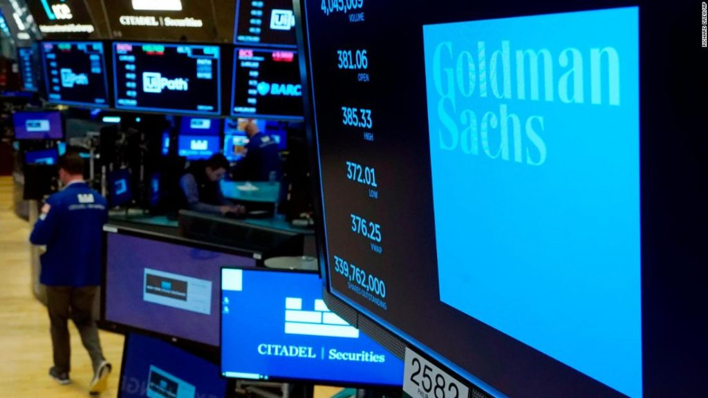 Goldman Sachs: China offers the financial institution full possession of the securities unit