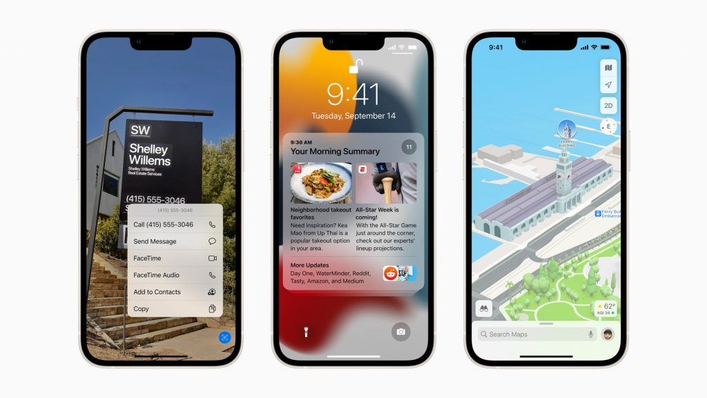 New iPhone characteristic Stay Textual content in iOS 15 has individuals thunderstruck