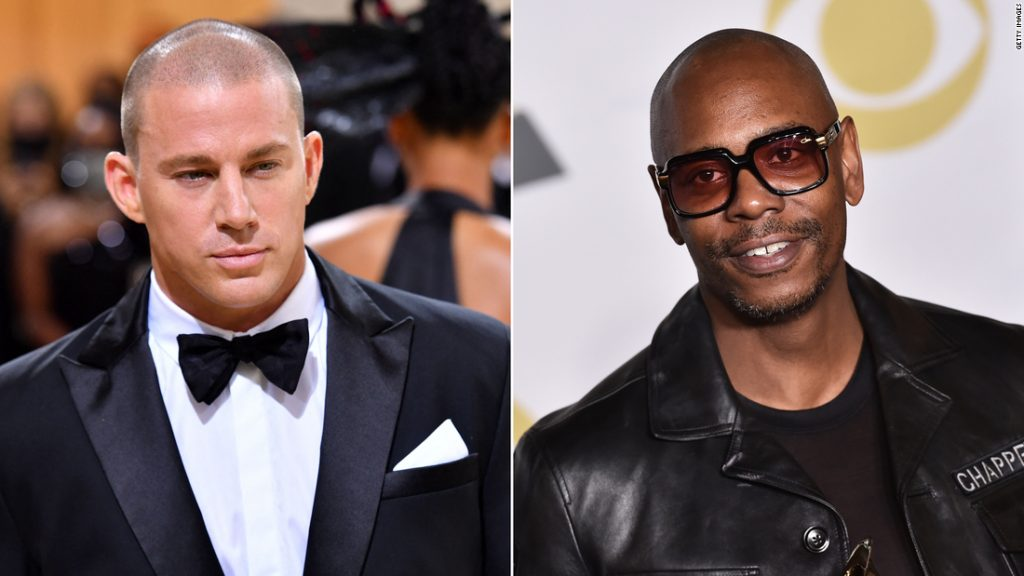 Channing Tatum weighs in on Dave Chappelle controversy