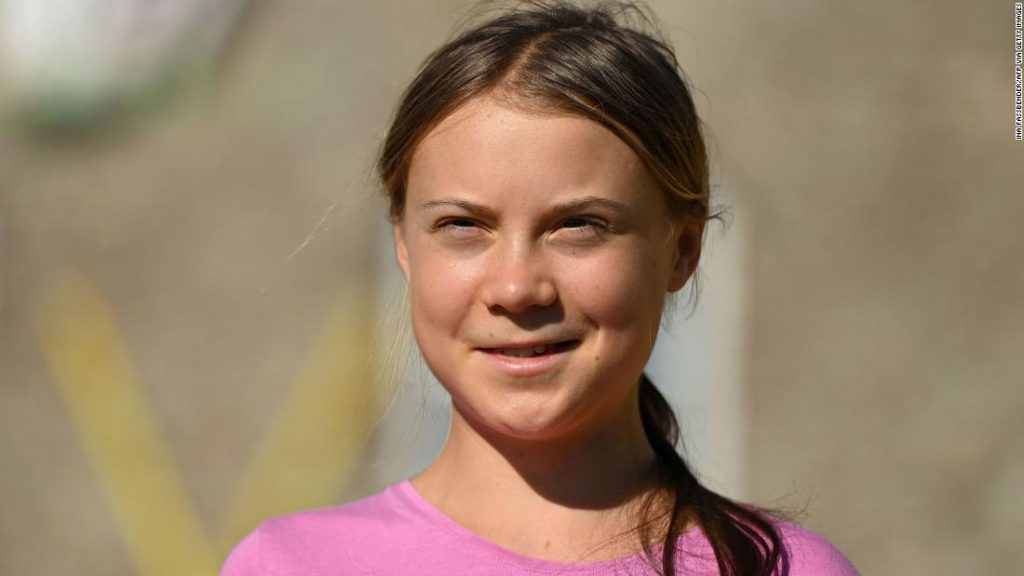 Greta Thunberg 'Rickrolls' local weather live performance with loopy dance strikes