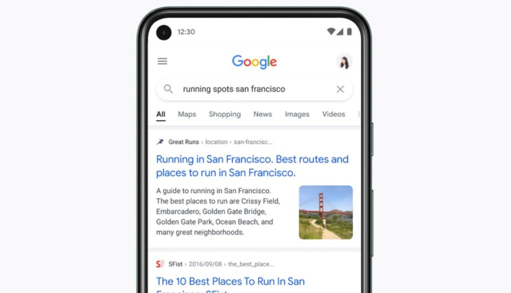 iPhone and Android Google Search is getting a much-needed improve